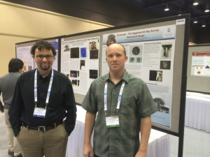 Octavi Fors (software lead) and Jeff Ratzloff (mechanical design).